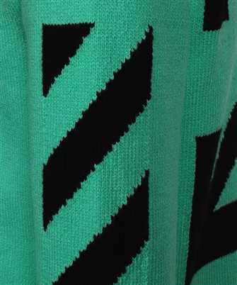 Off-White DIAG OFF CREW NECK Knit