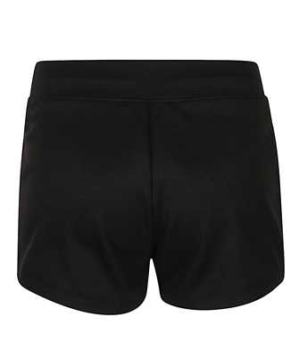 debossed logo shorts
