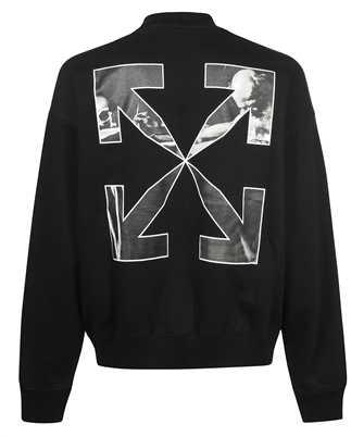 Off-White CARAVAGGIO ARROW SKATE CREWNECK Sweatshirt