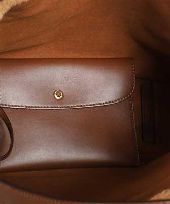 Stella McCartney LOGO TEDDY MAT CROSSBODY Bag