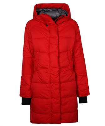 alliston padded coat