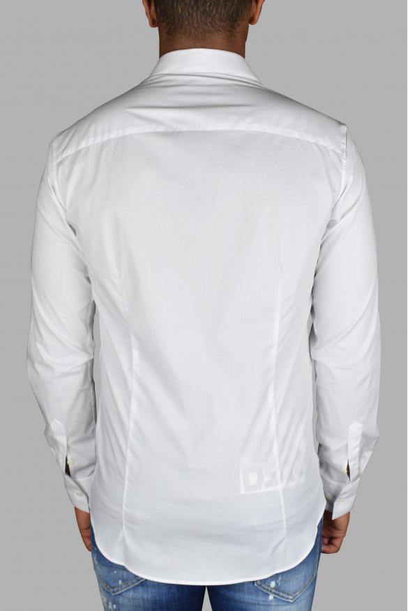 Luxury shirt for men - Philipp Plein Iconic white shirt