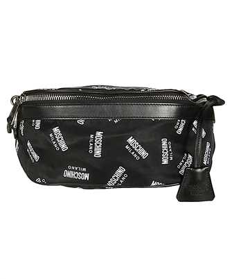Moschino MILANO LOGO Belt bag