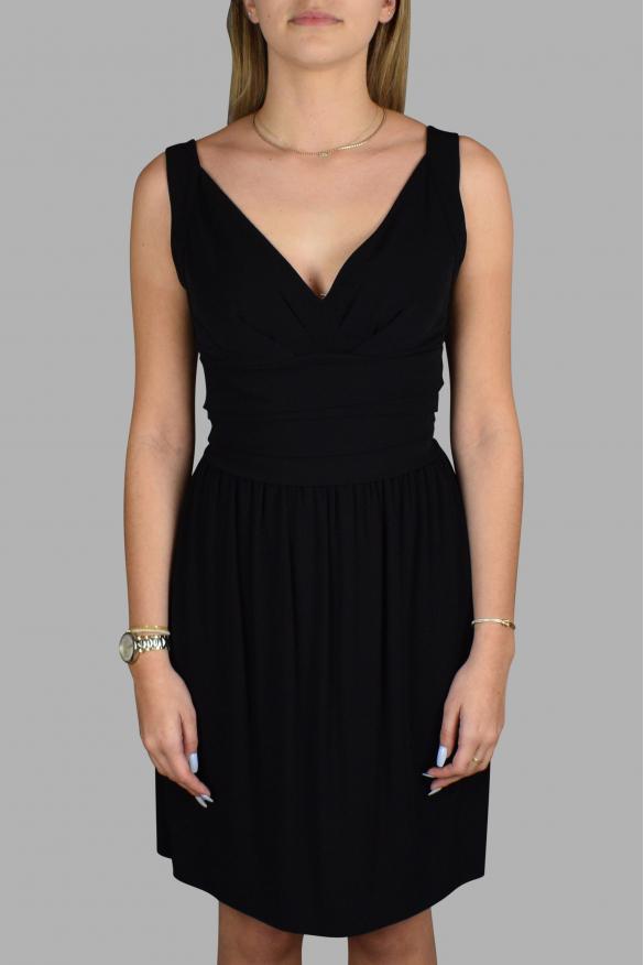 Women's luxury dress - Balenciaga black strappy dress