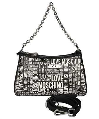 LOVE MOSCHINO ALL OVER LOGO PRINT Bag