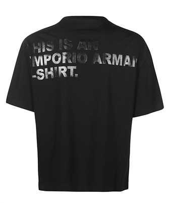 Emporio Armani SOFT COTTON T-shirt