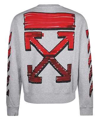 Off-White MARKER SLIM Sweatshirt