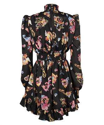 Versace Jeans Couture ROCOCO PRINT CRÊPE DE CHINE Dress