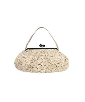 crochet pasticcino bag