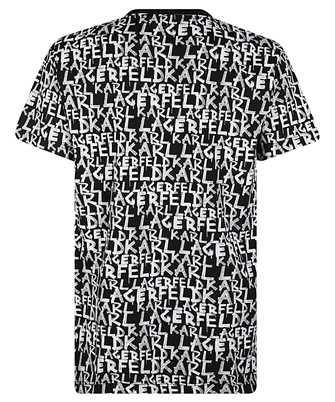 Karl Lagerfeld GRAFFITI-PRINT T-shirt