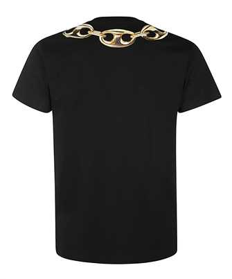 moschino macro ring t-shirt