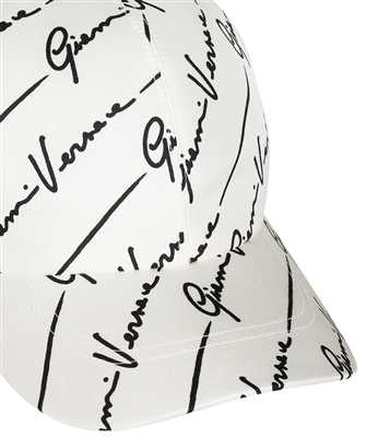 versace gv signature cap