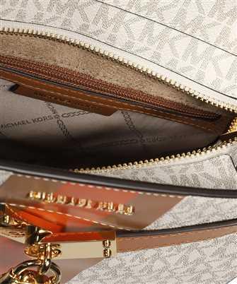 Michael Kors NOUVEAU HAMILTON LARGE LOGO MESSENGER Bag
