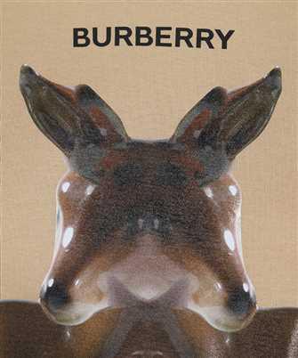 Burberry MULTI DEER T-shirt