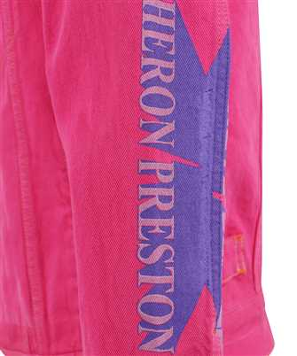 heron preston levis trucker jacket