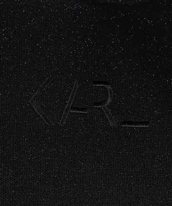 Karl Lagerfeld SPARKLE CROPPED Hoodie