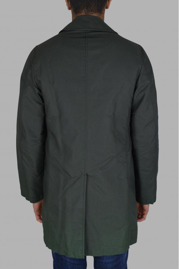 Men's luxury coat - Dolce & Gabbana coat in khaki nylon