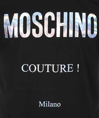 Moschino MOSCHINO COUTURE COTTON T-shirt
