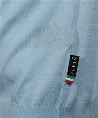 Philipp Plein ROUND NECK LS ICONIC PLEIN Knit