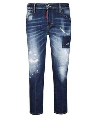 dsquared2 rammendo skater jeans