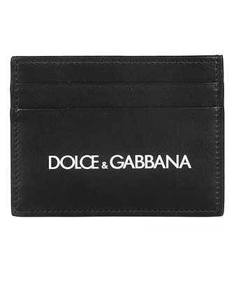 Dolce & Gabbana LOGO PRINT Card holder