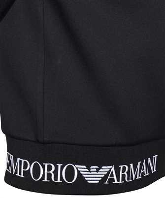 Emporio Armani ELASTICATED LOGO HEM Sweatshirt