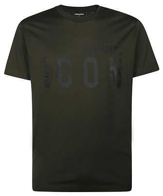 icon printed t-shirt