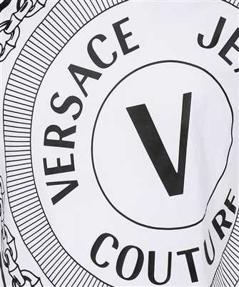 Versace Jeans Couture V-EMBLEM PRINT T-shirt