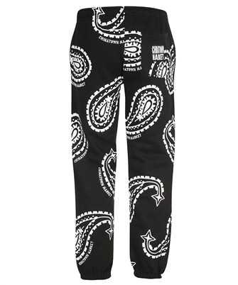 paisley sweat trousers