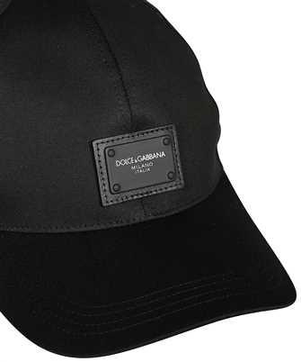 Dolce & Gabbana BASEBALL BRANDED PLATE Cap