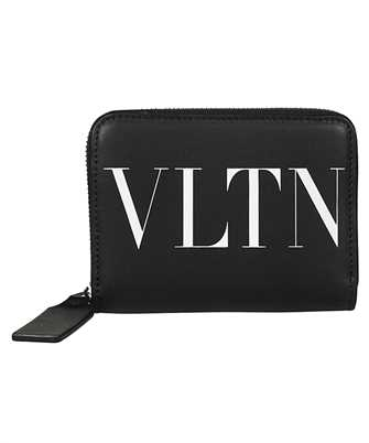 Valentino Garavani VLTN ZIP AROUND Wallet