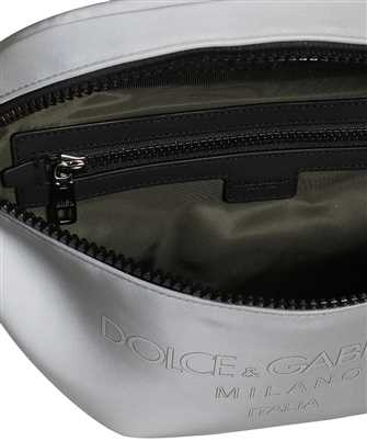Dolce & Gabbana SCUBA FABRIC Belt bag