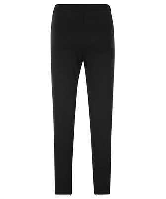 ankle zip skinny trousers