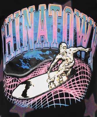 ride the way glitch T-shirt