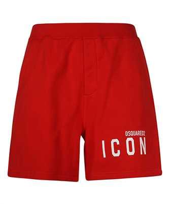 icon logo track shorts