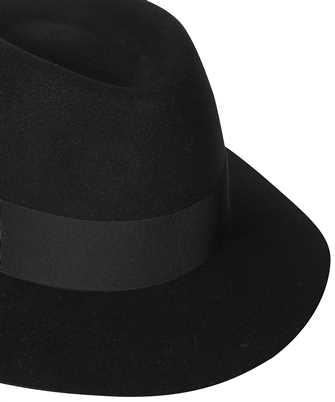 Saint Laurent FEDORA RABBIT Hat