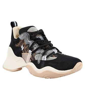 Fendi FLUID RUNNING Sneakers