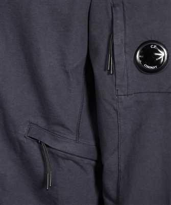 full zip lens sweatshirt
