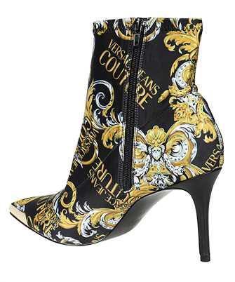 baroque print boots