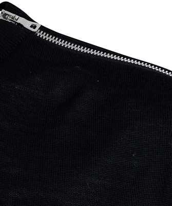 Balmain EMBROIDERED LOGO ON BACK Knit