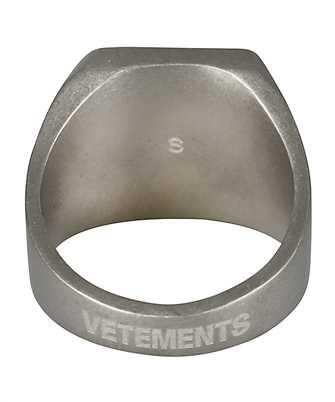 Vetements NEW LOGO Ring
