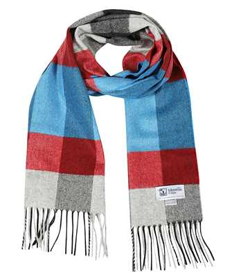 Johnstons CHECK Scarf