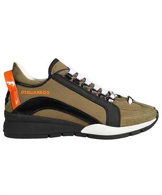 553 low-top sneakers