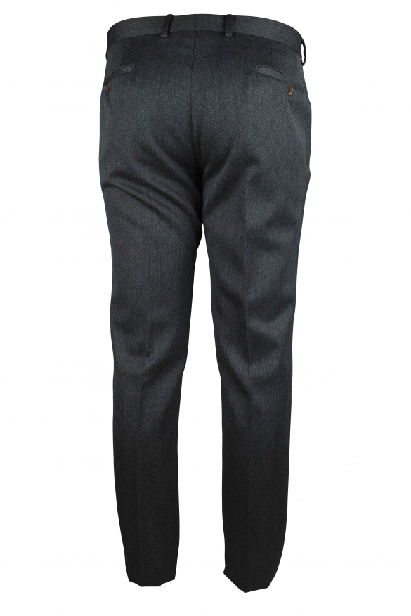 Luxury trousers for men - Heather gray Gucci trousers