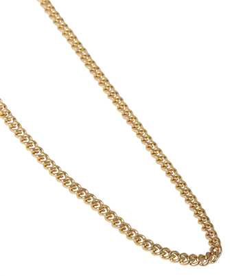 Tom Wood N13029CCM01S925.925 9K 24.5 CURB Necklace