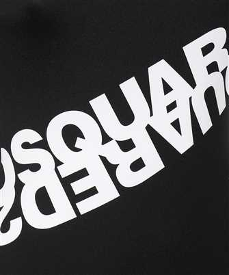 dsquared2 mirrored logo swimsuit