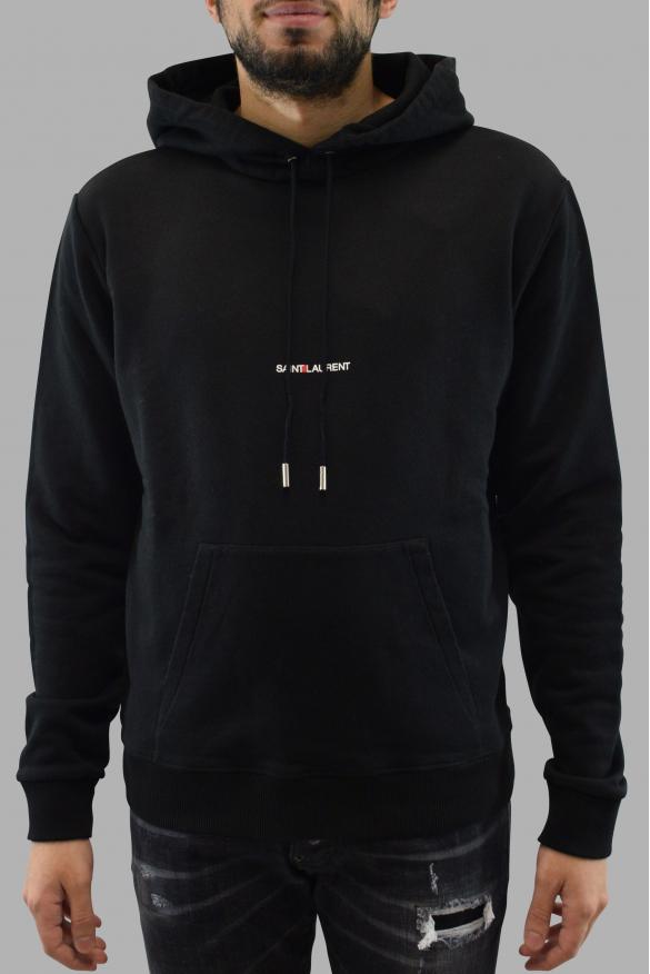 Men's brand sweatshirt - Saint Laurent hoodie and logo