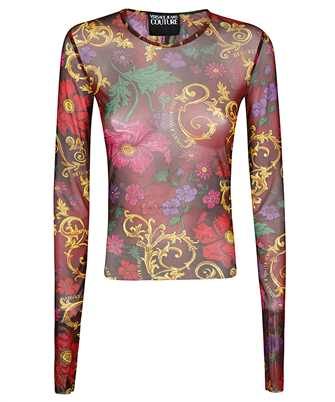 Versace Jeans Couture FLOWERS T-shirt