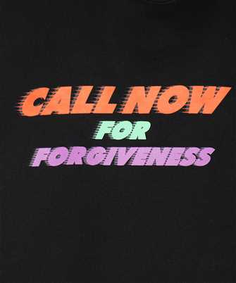 vetements call now for forgiveness hoodie