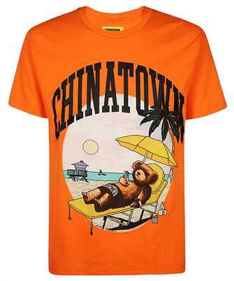 Chinatown Market SMILEY BEACH BEAR T-shirt